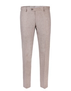 Diego Regular Linen Trouser Mix & Match Beige Stl 154