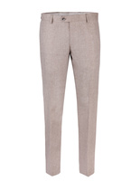 Diego Regular Linen Trouser Mix & Match Beige