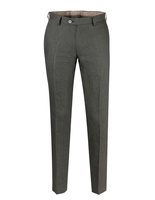 Diego Regular Linen Trouser Mix & Match Green
