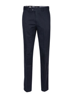 Parma Regular Fit Byxa Cotton Twill Navy Stl 50