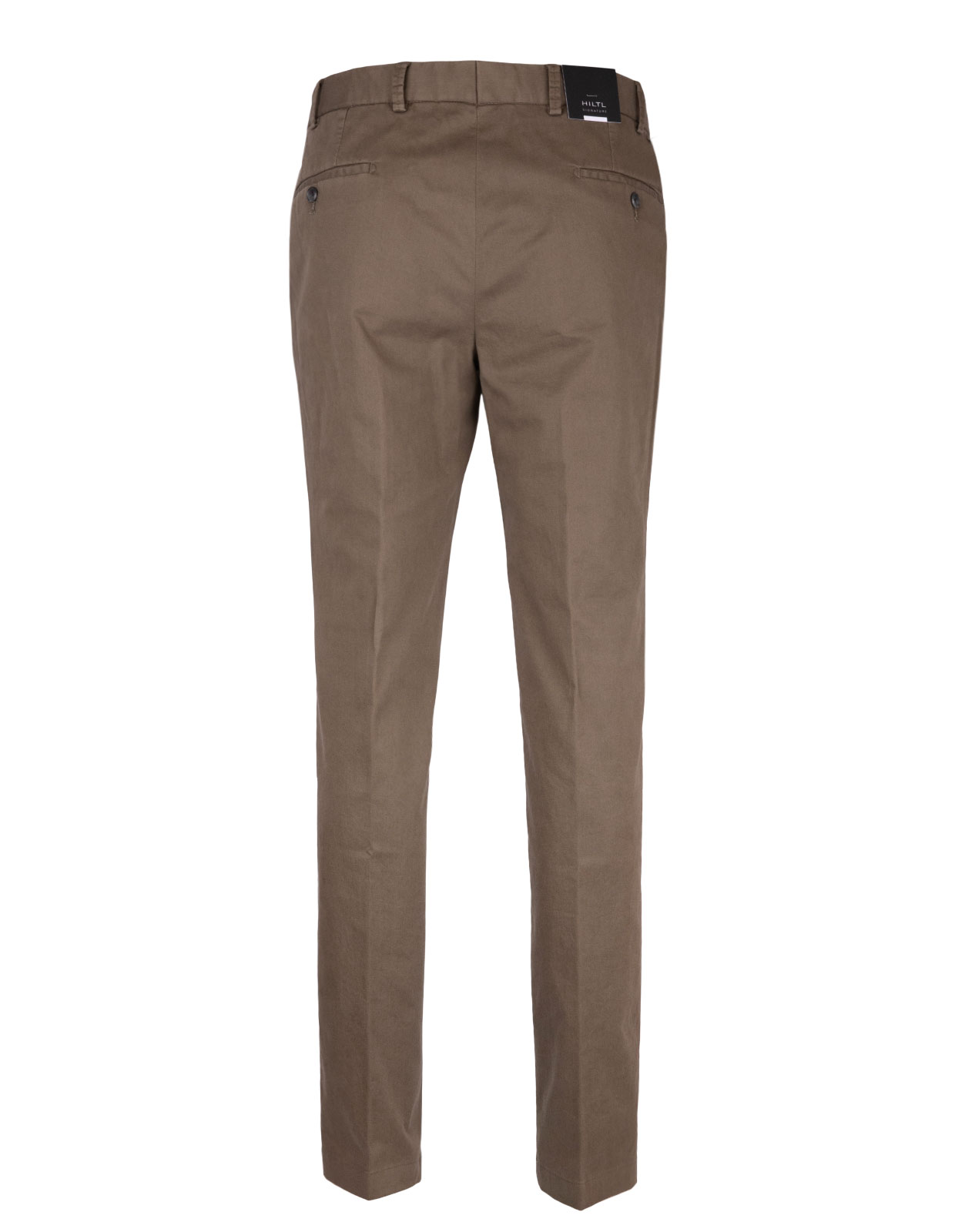 Parma Regular Fit Byxa Cotton Twill Khaki Stl 116