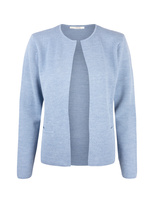 Sense Cardigan Light denim blu