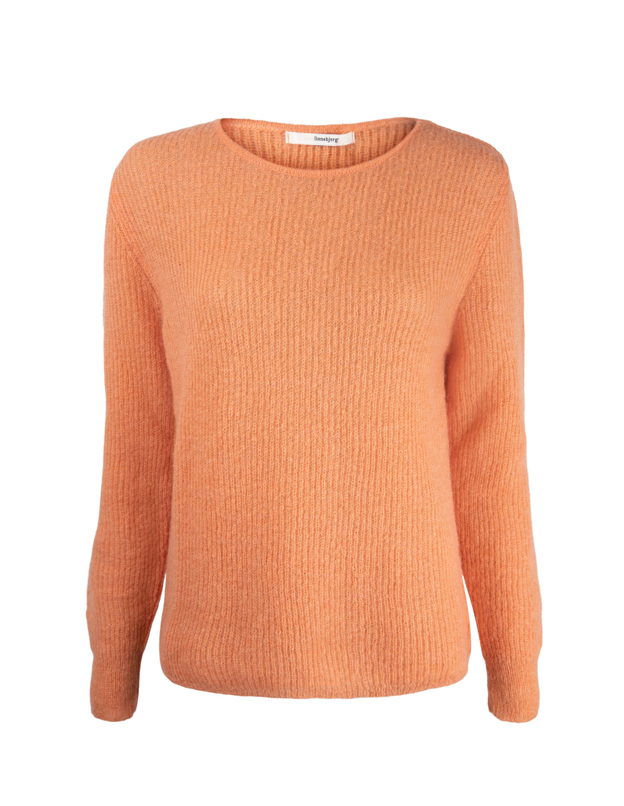 Crew Neck Capri Light Orange