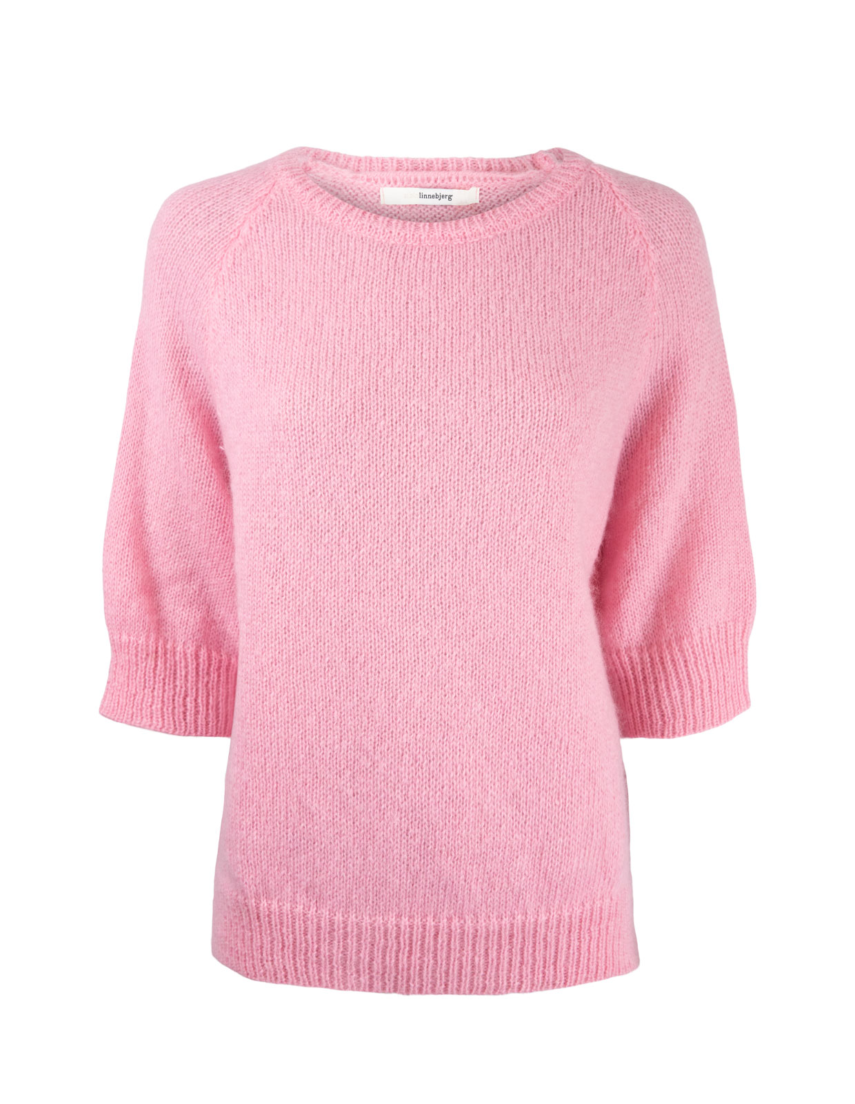 Rosie Mohair Sweater Flamingo