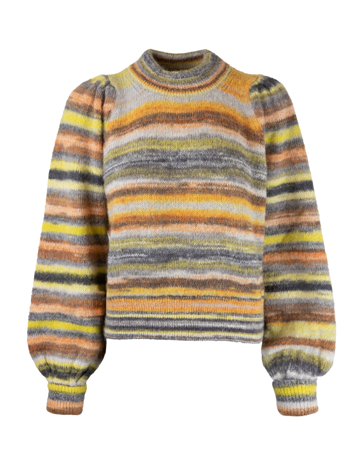 Knitted Sweater Ocean Multy Col