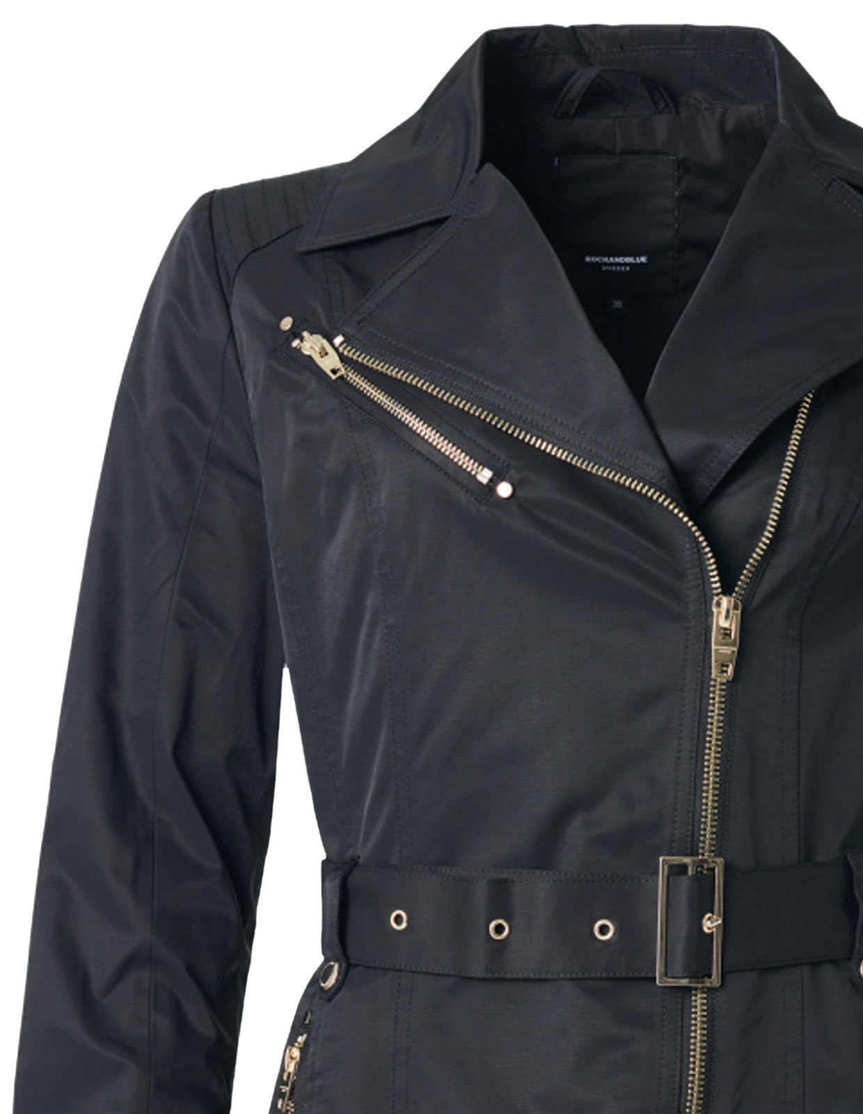 Scarlett Jacket Black