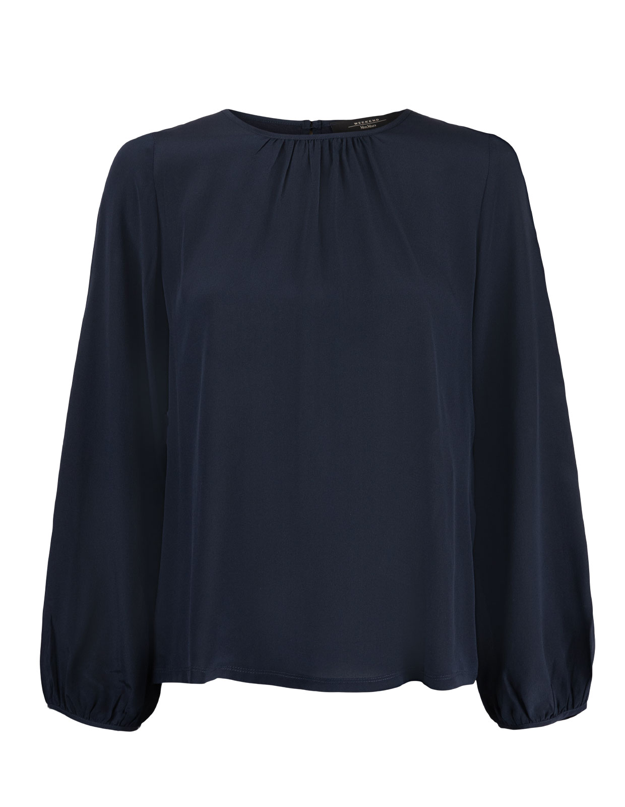 Scalata Blouse Blu