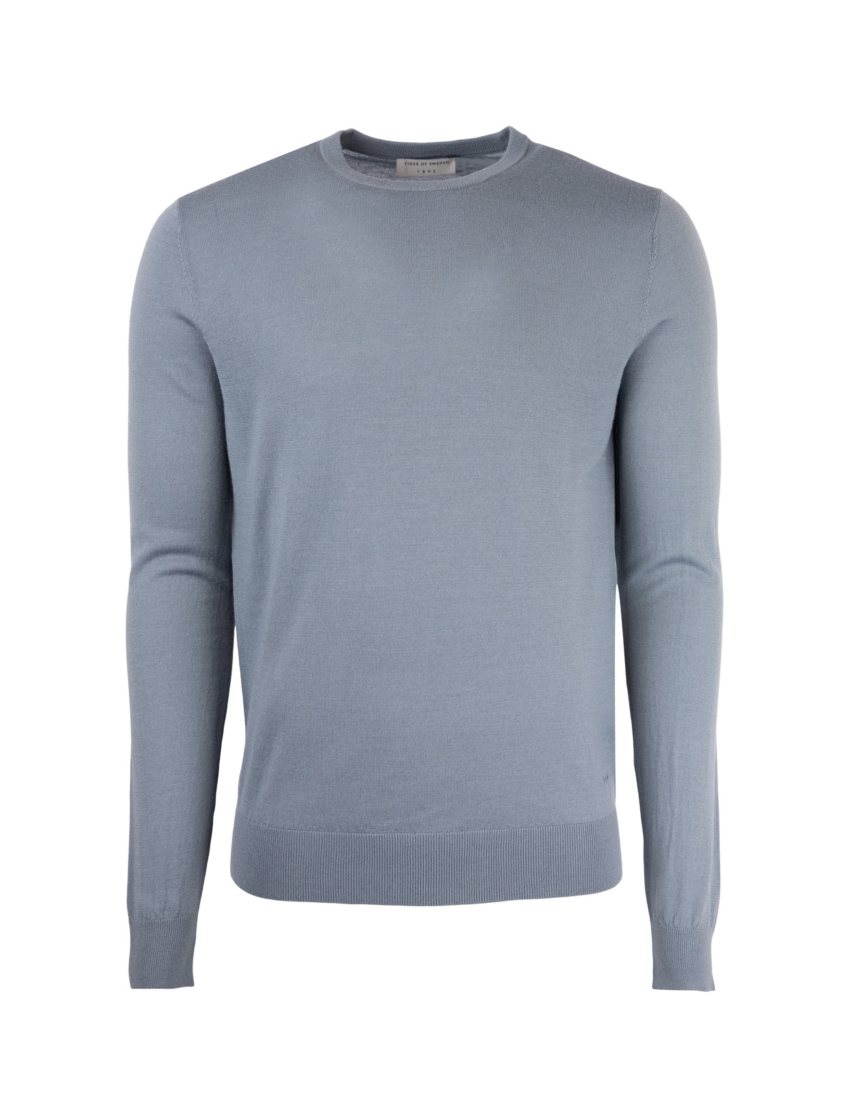 Nichols Crew Neck Pullover Air Force Blue