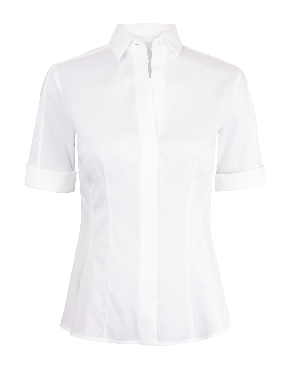 Bashini 2 Shirt White