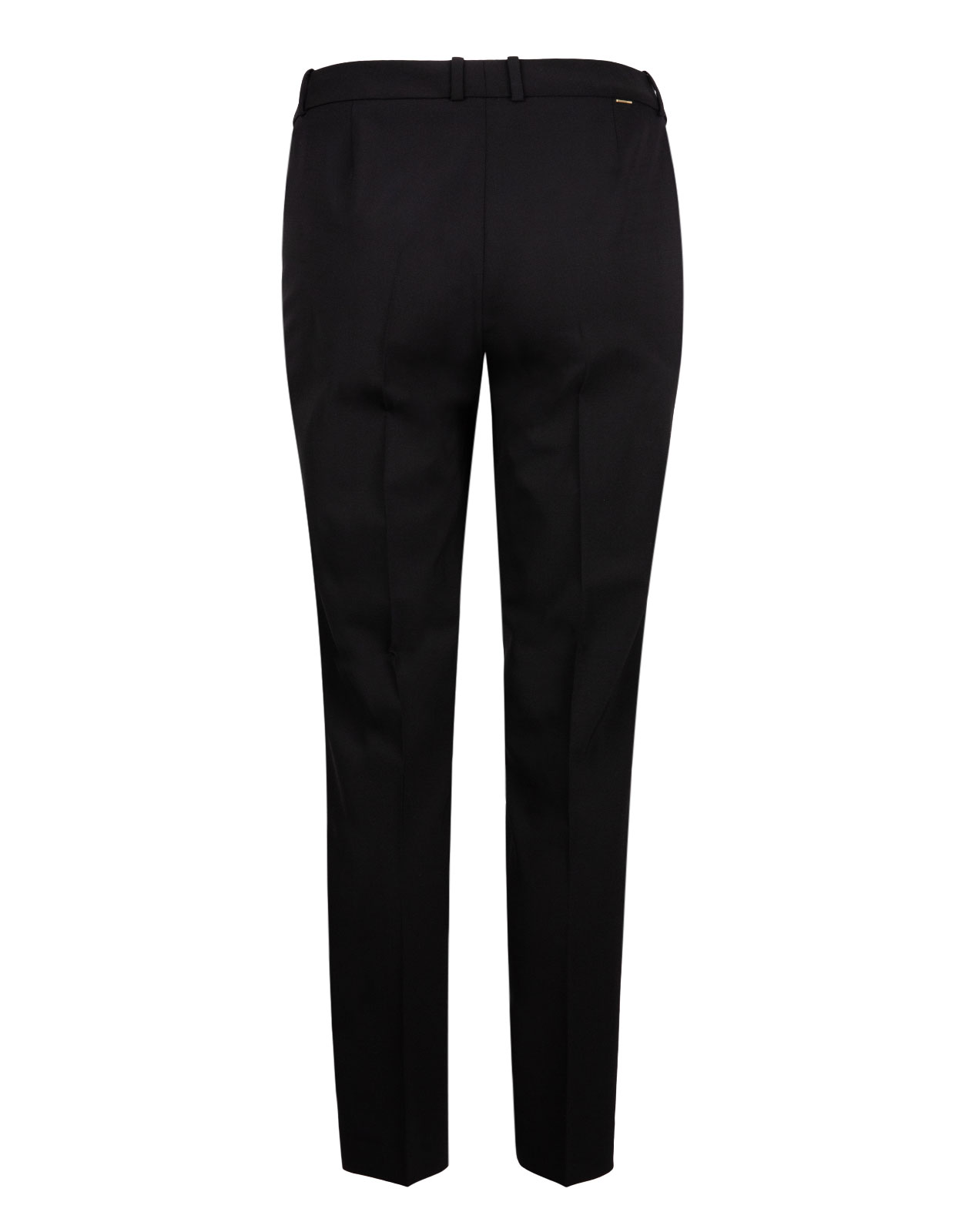 Trouser Tiluna cropped Black