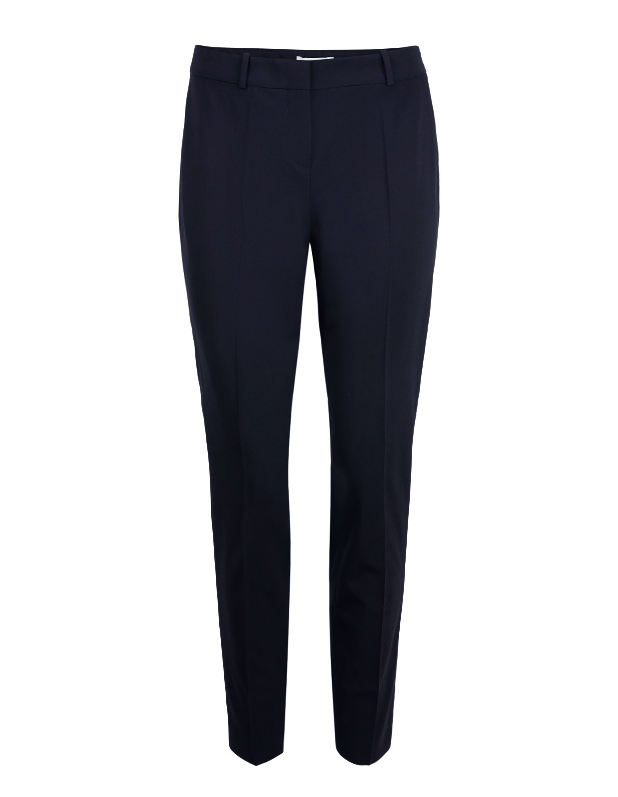 Trouser Tiluna cropped Open Blue