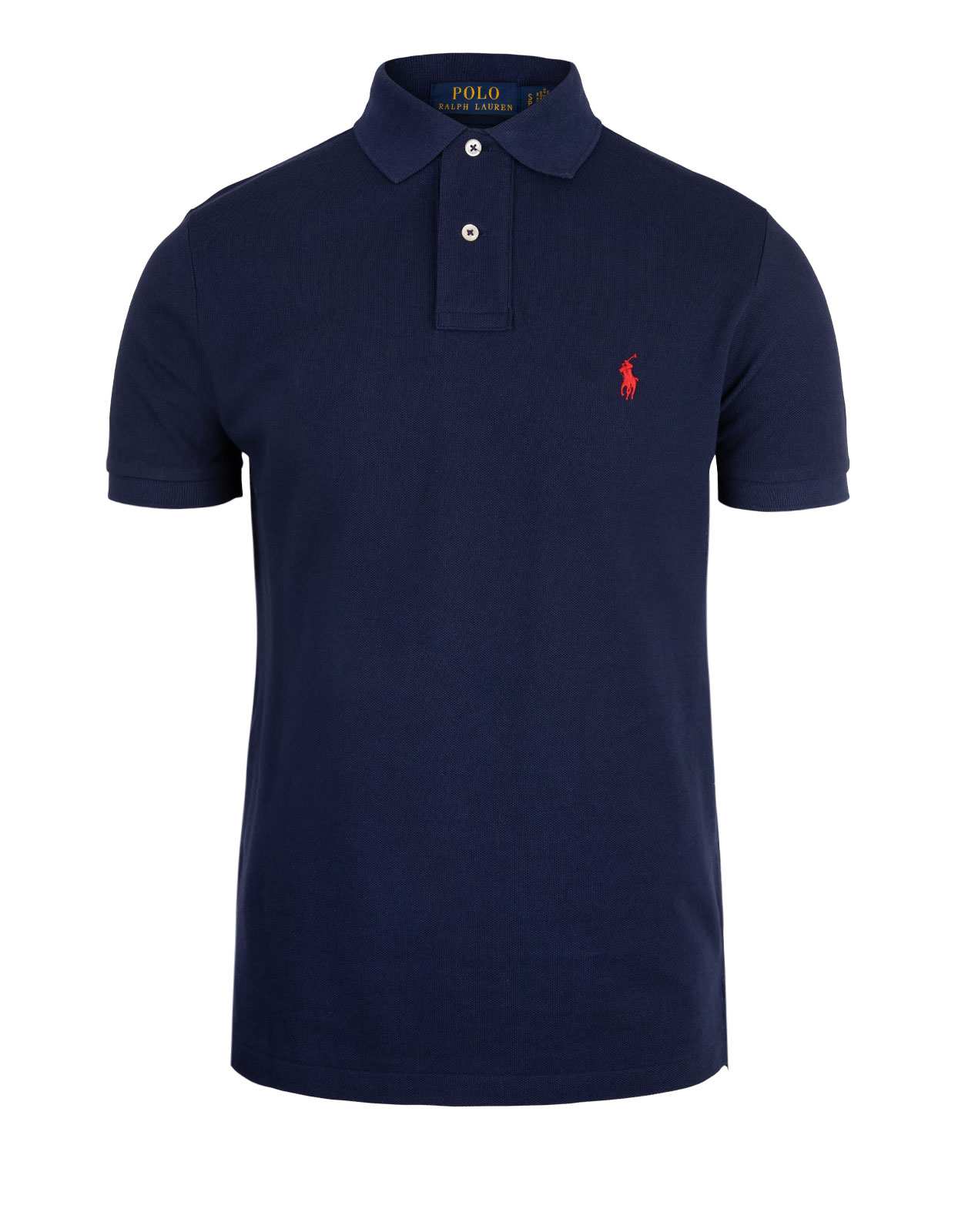 Custom Slim Fit Polo NewportNavy