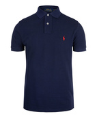 Custom Slim Fit Polo Newport Navy Stl XL