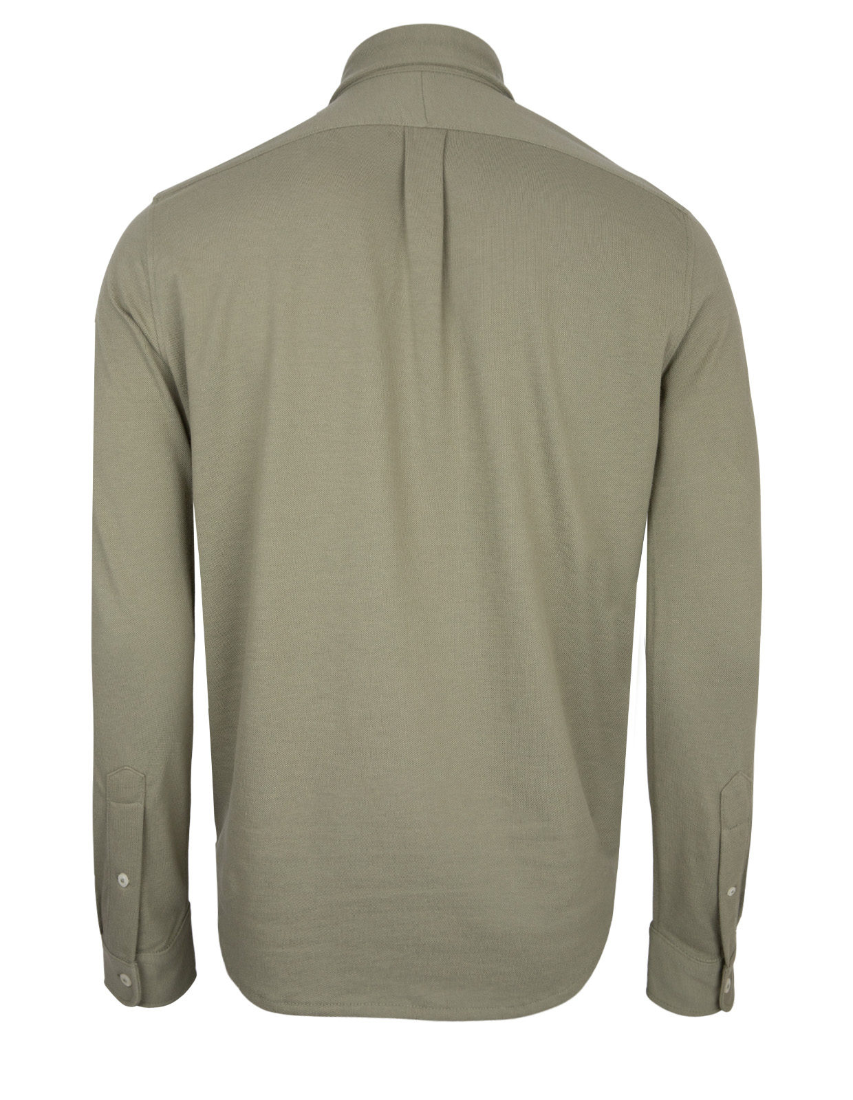Featherweight Mesh Shirt Sage Green