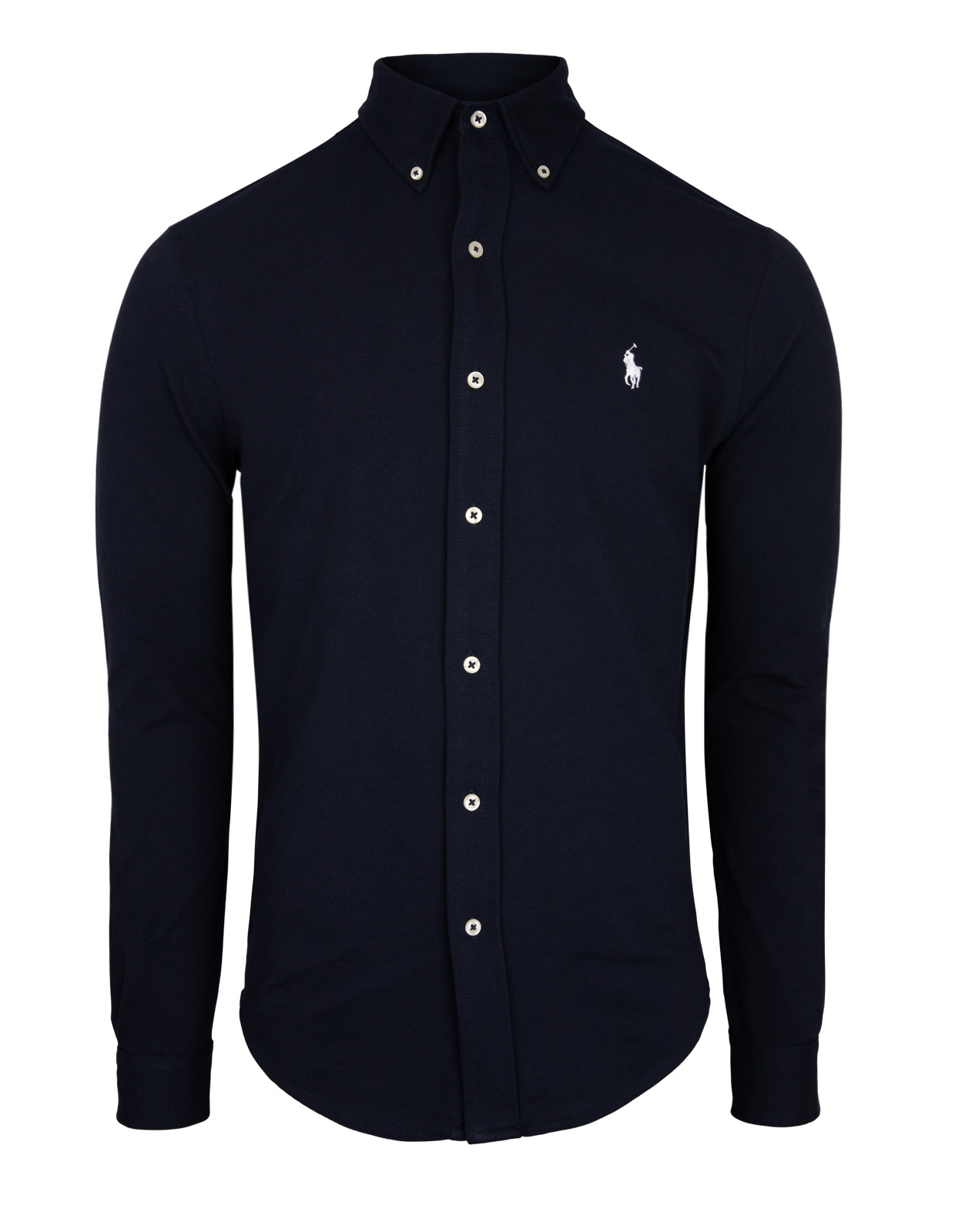 Featherweight Mesh Shirt Aviator Navy