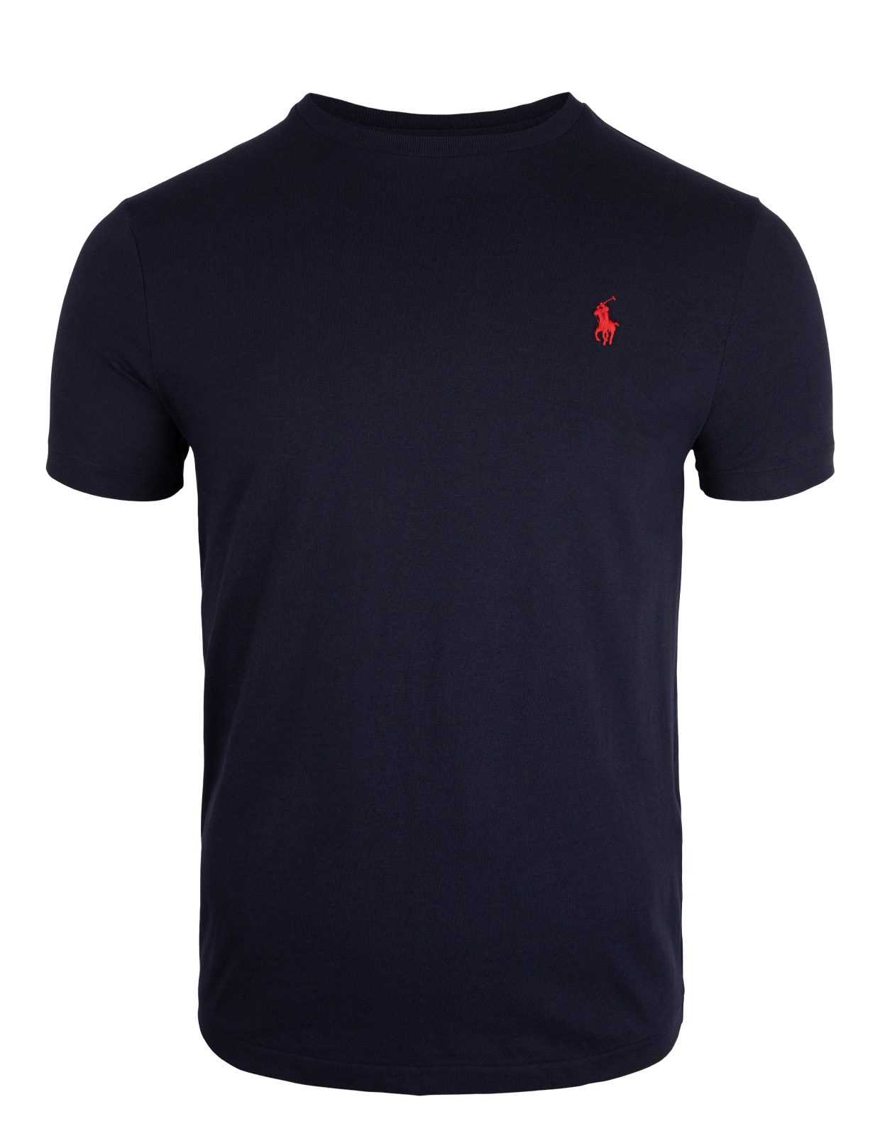 Custom Slim Fit Cotton T-Shirt Ink
