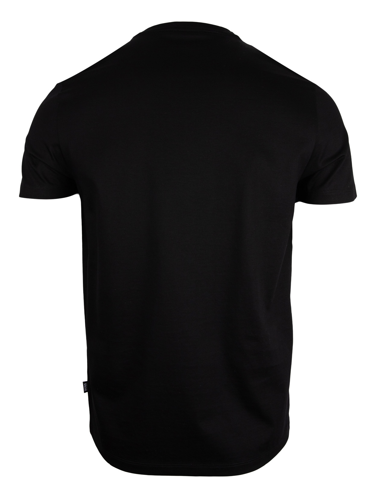 Tessler T-shirt Cotton Black