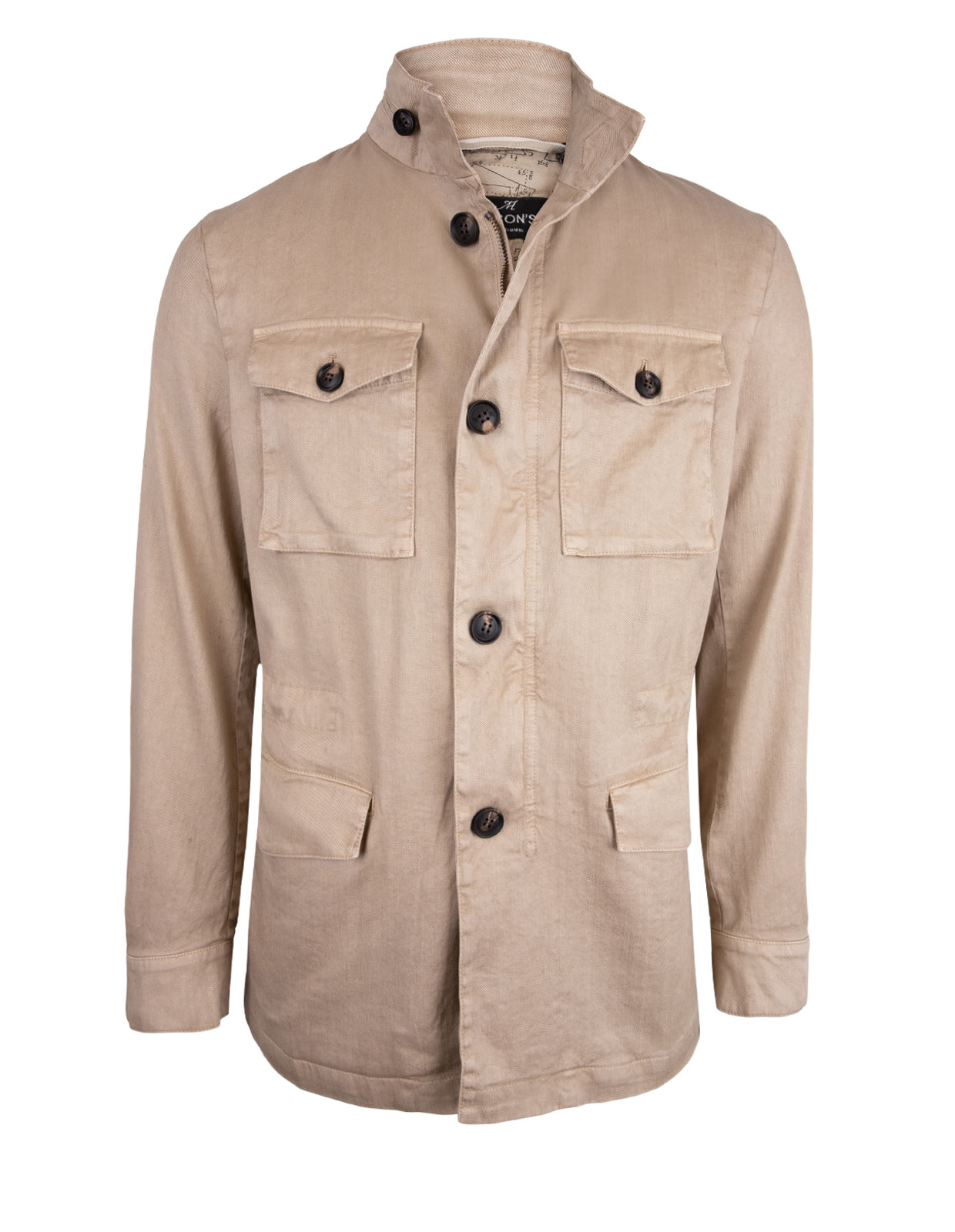 Cityfield Safari Jacket Beige
