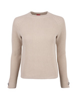 Shinead knit top Natural