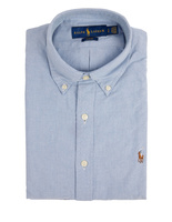 Slim Fit Oxford Shirt BSRBlue