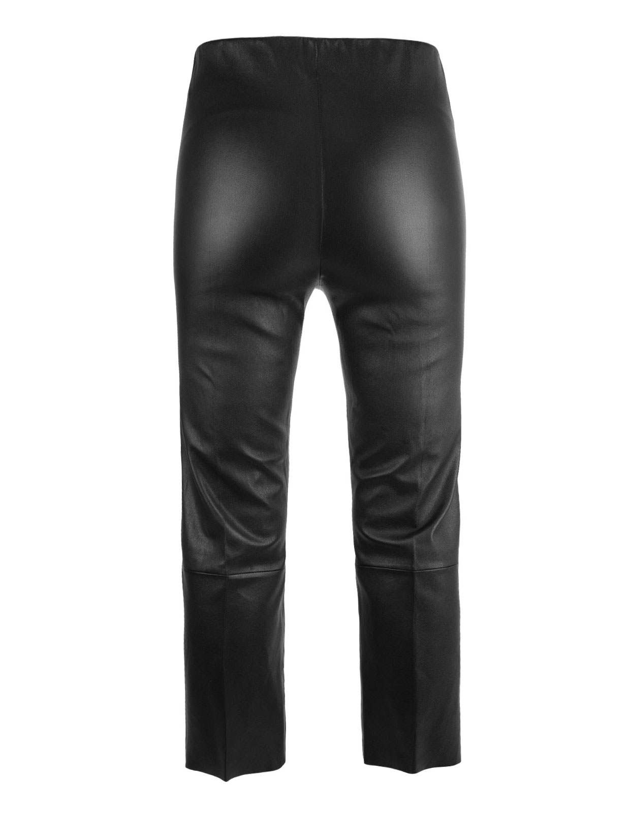 Florentina Leather Trouser Black