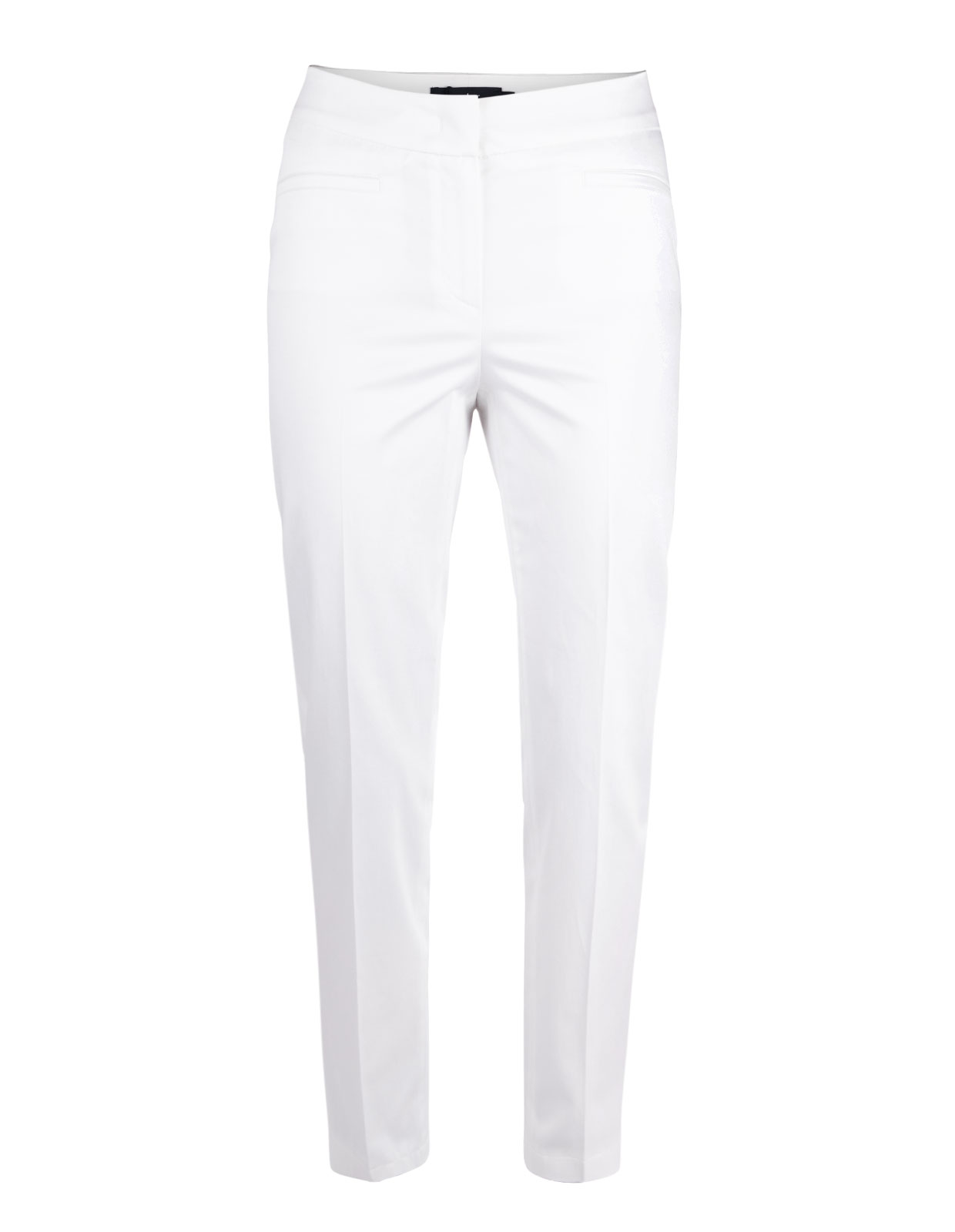 Dyan Trousers White