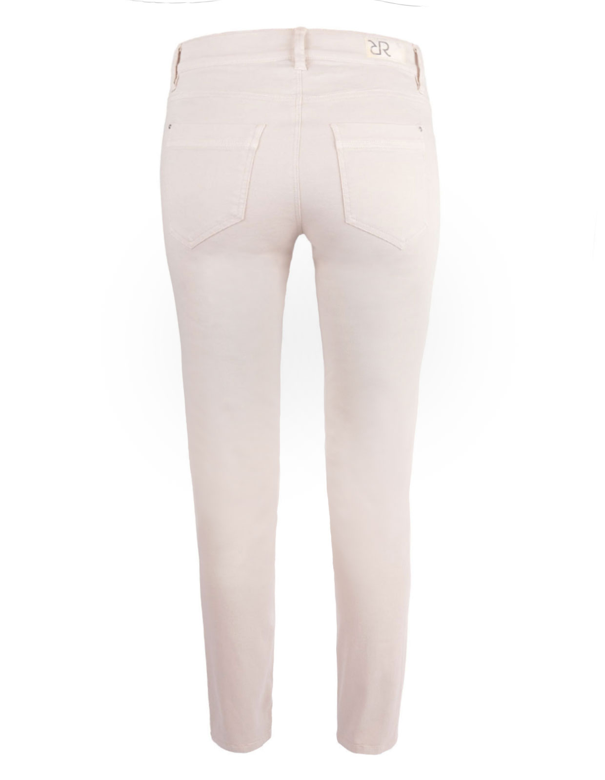 Nomi zip trousers Creme