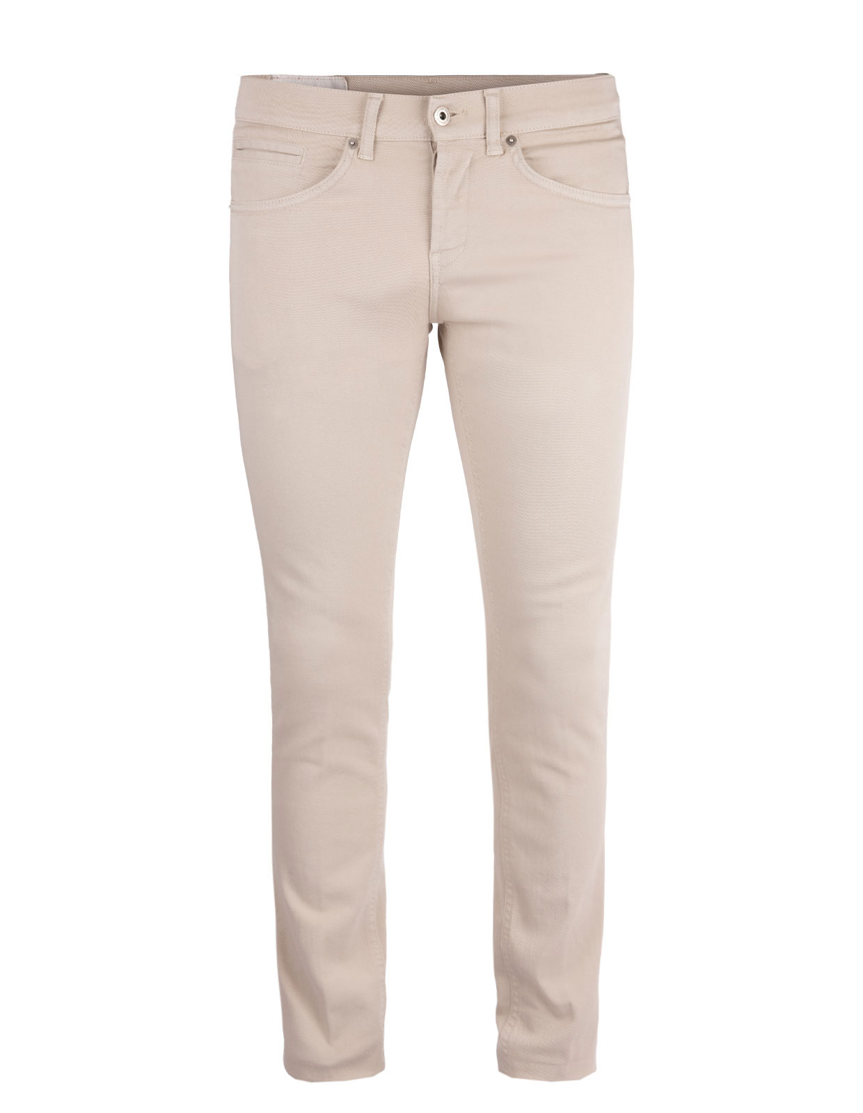 George Skinny Jeans Bull Denim Stretch Sand Stl 32""