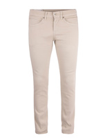 George Skinny Jeans Bull Denim Stretch Sand