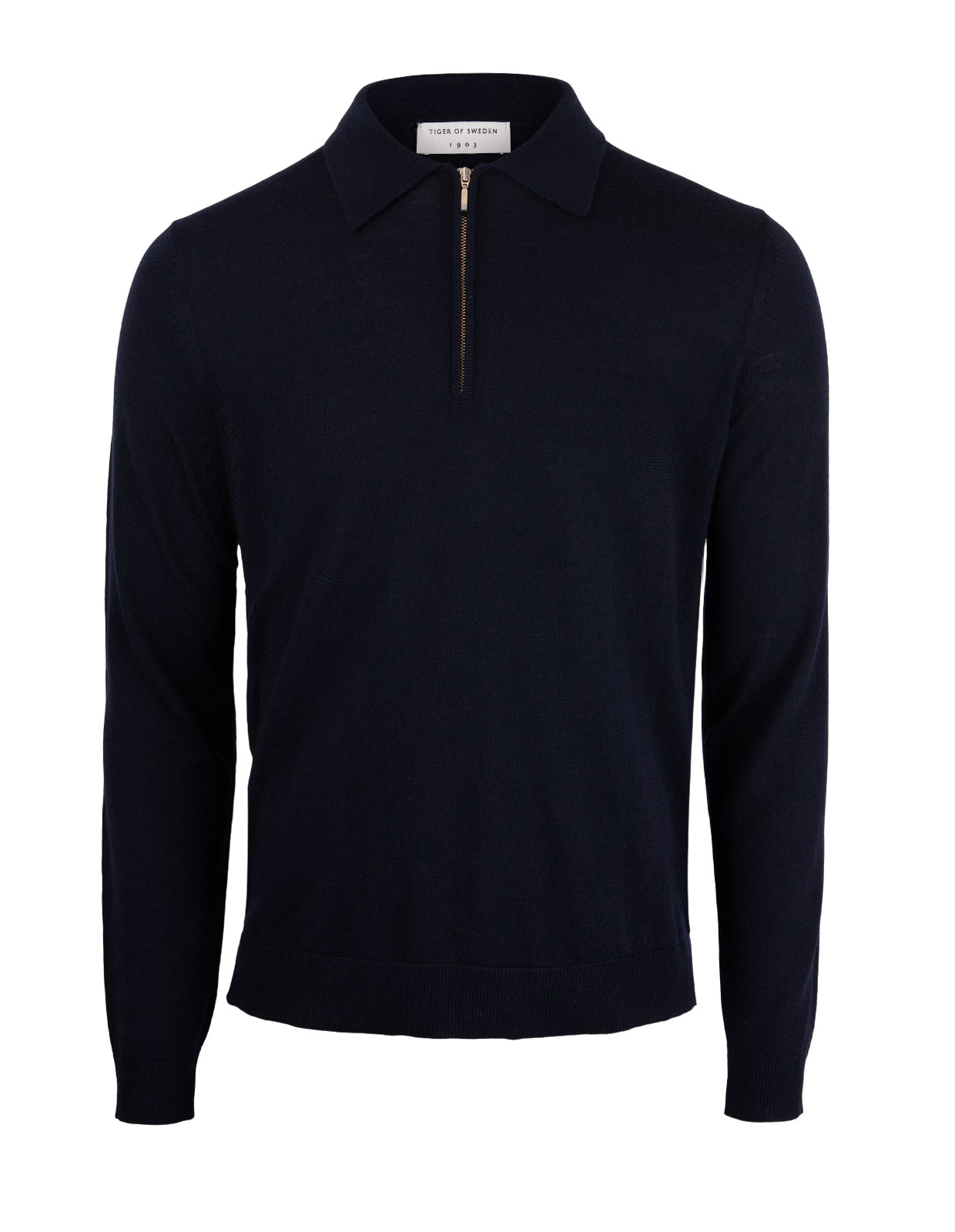 Orbit Half-zip Pullover Light Ink