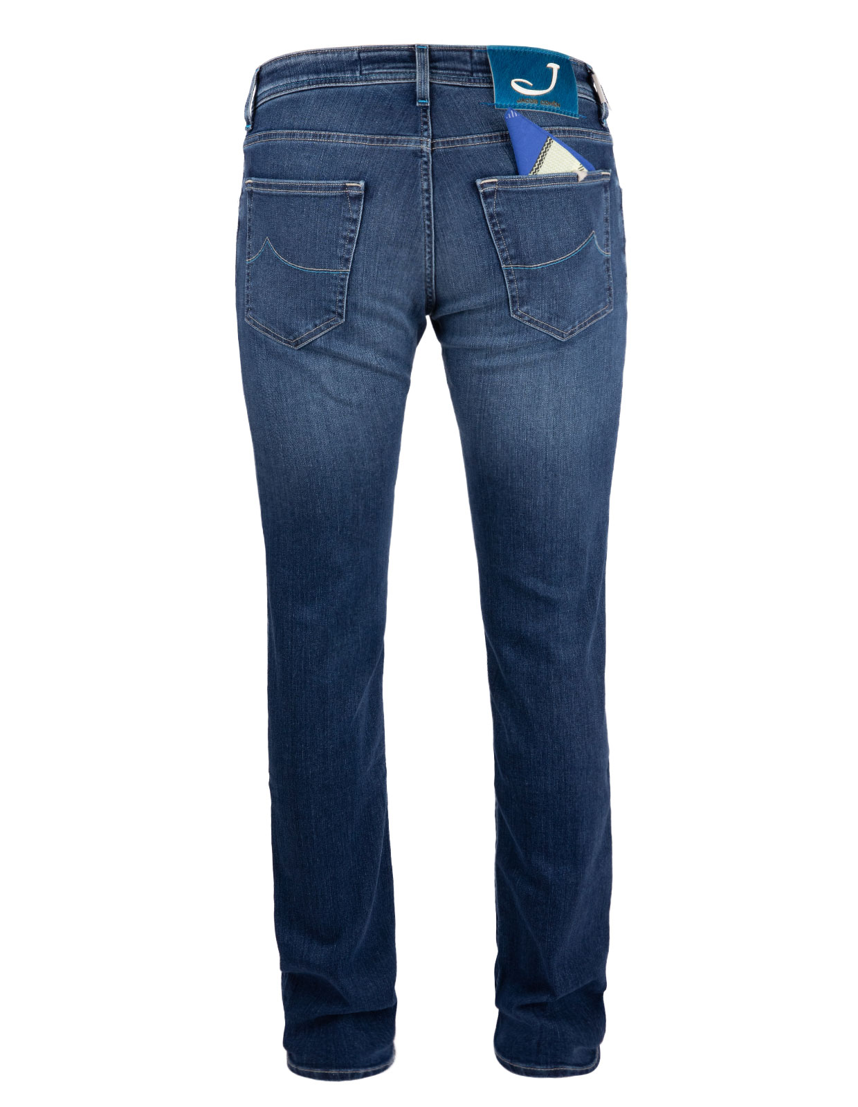 J622 Jeans 00918 Denim Stretch Blue Wash