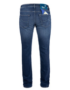 J622 Jeans 00918 Denim Stretch Blue Wash Stl 35""