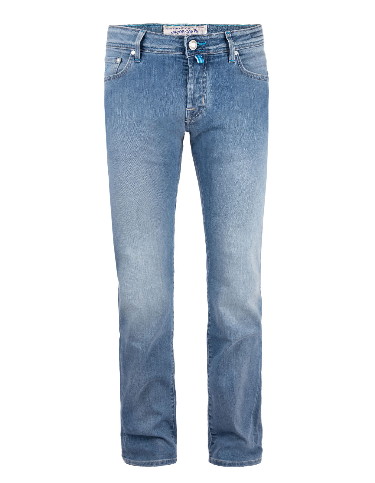 J622 Jeans 00918 Denim Stretch LightBlueWash