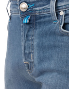 J622 Jeans 00918 Denim Stretch Light Blue Wash