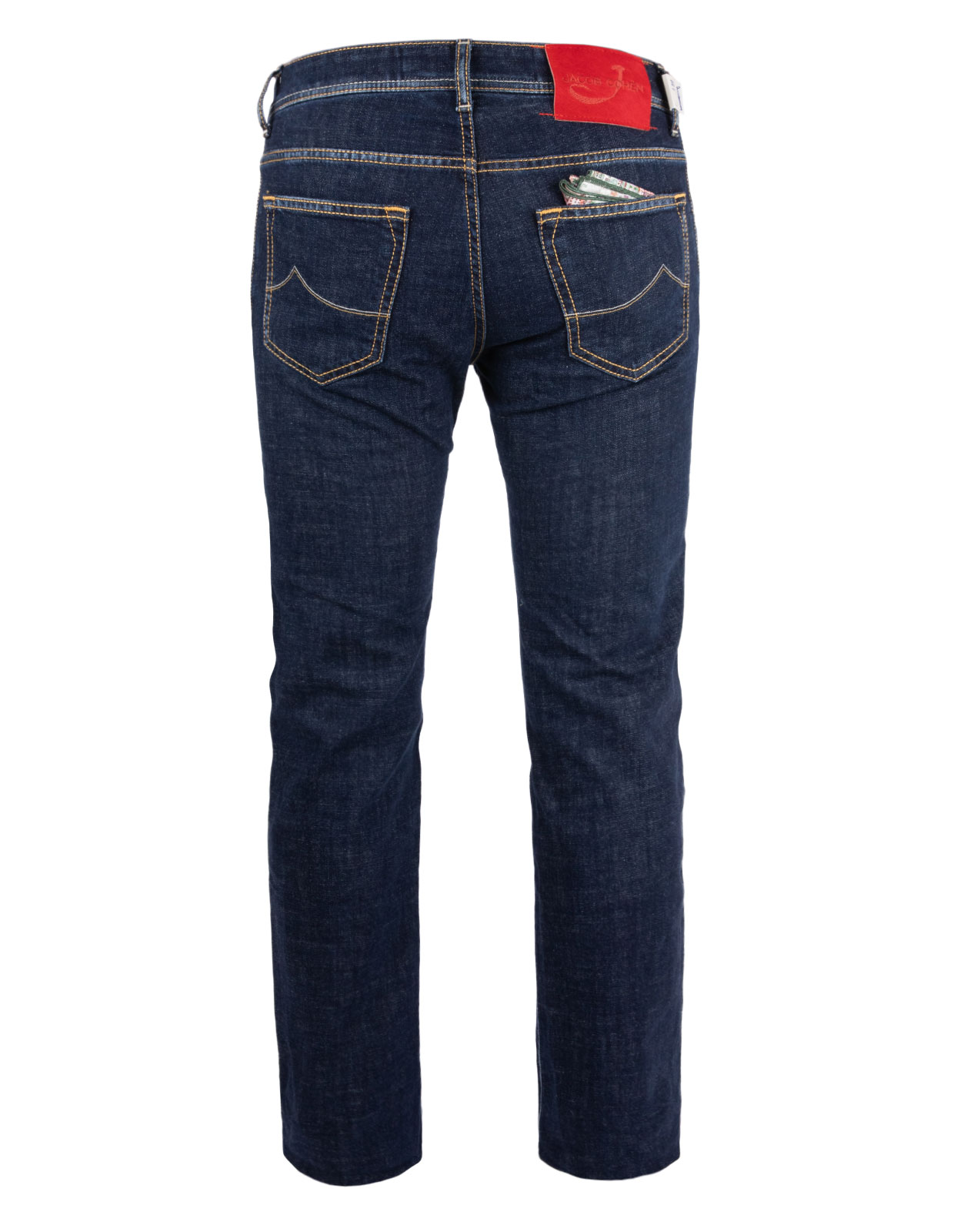 J622 Jeans 01190 Denim Stretch DarkBlue