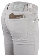 J622 5-Pocket 00566 Cotton Lyocell Stretch LightBeige