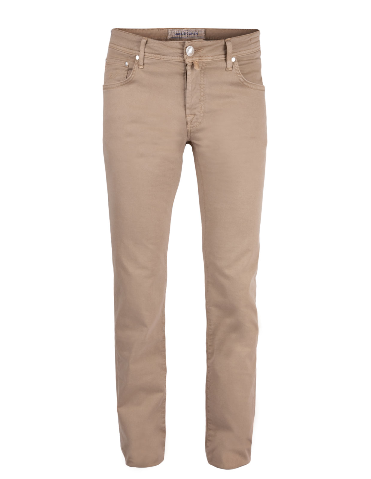 J622 5-Pocket 00566 Cotton Lyocell Stretch Khaki