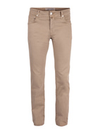J622 5-Pocket 00566 Cotton Lyocell Stretch Khaki Stl 32""