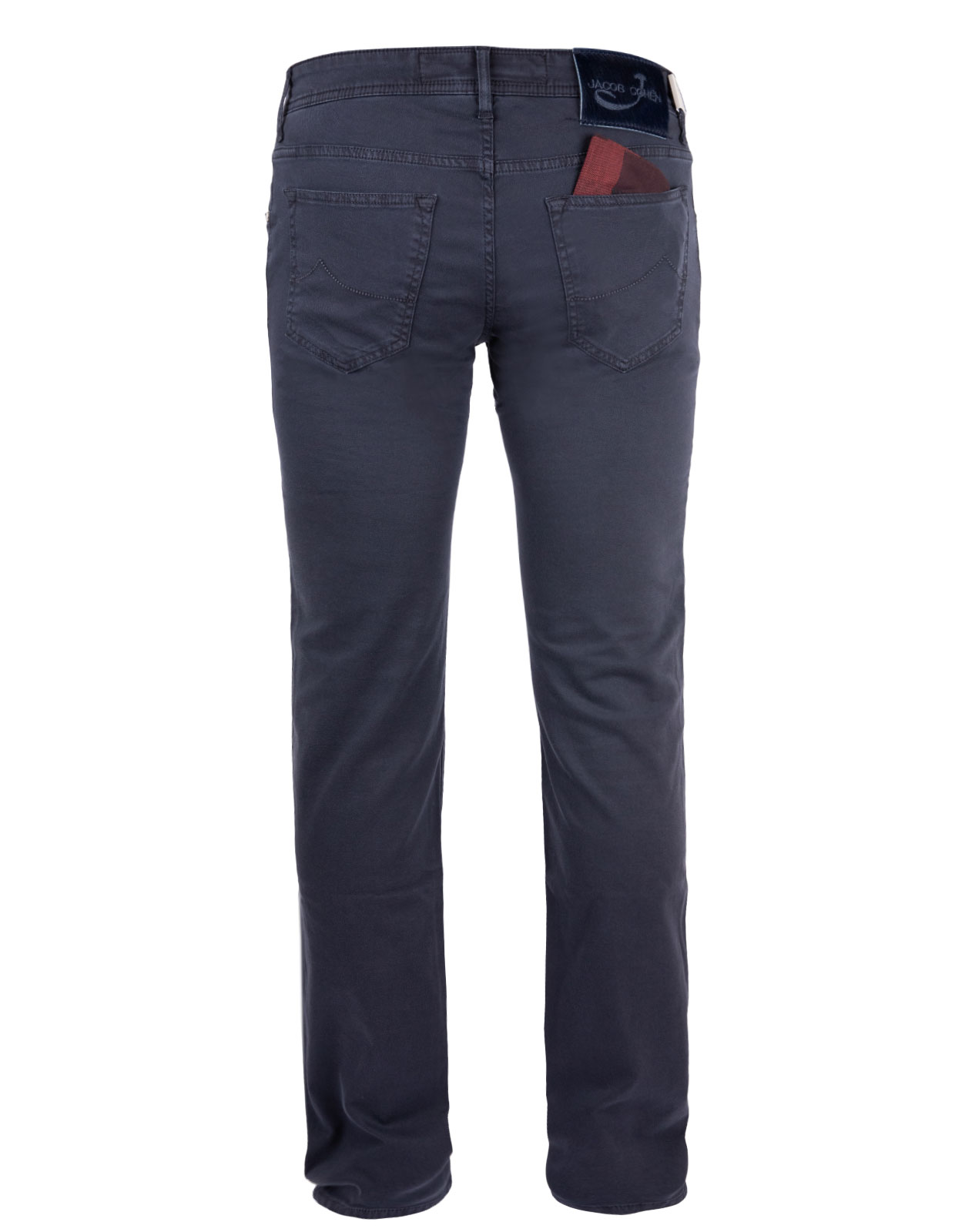J622 5-Pocket 00566 Cotton Lyocell Stretch Dark Navy