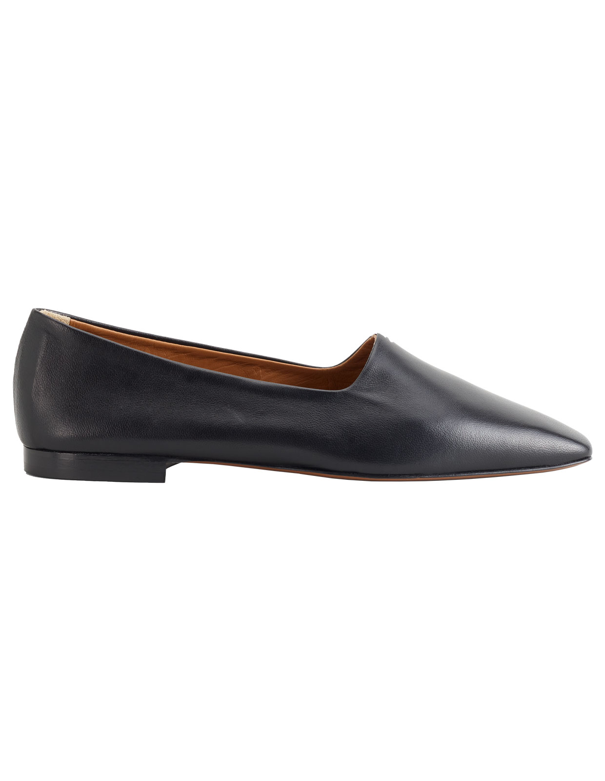 Andrano loafers Black Nappa