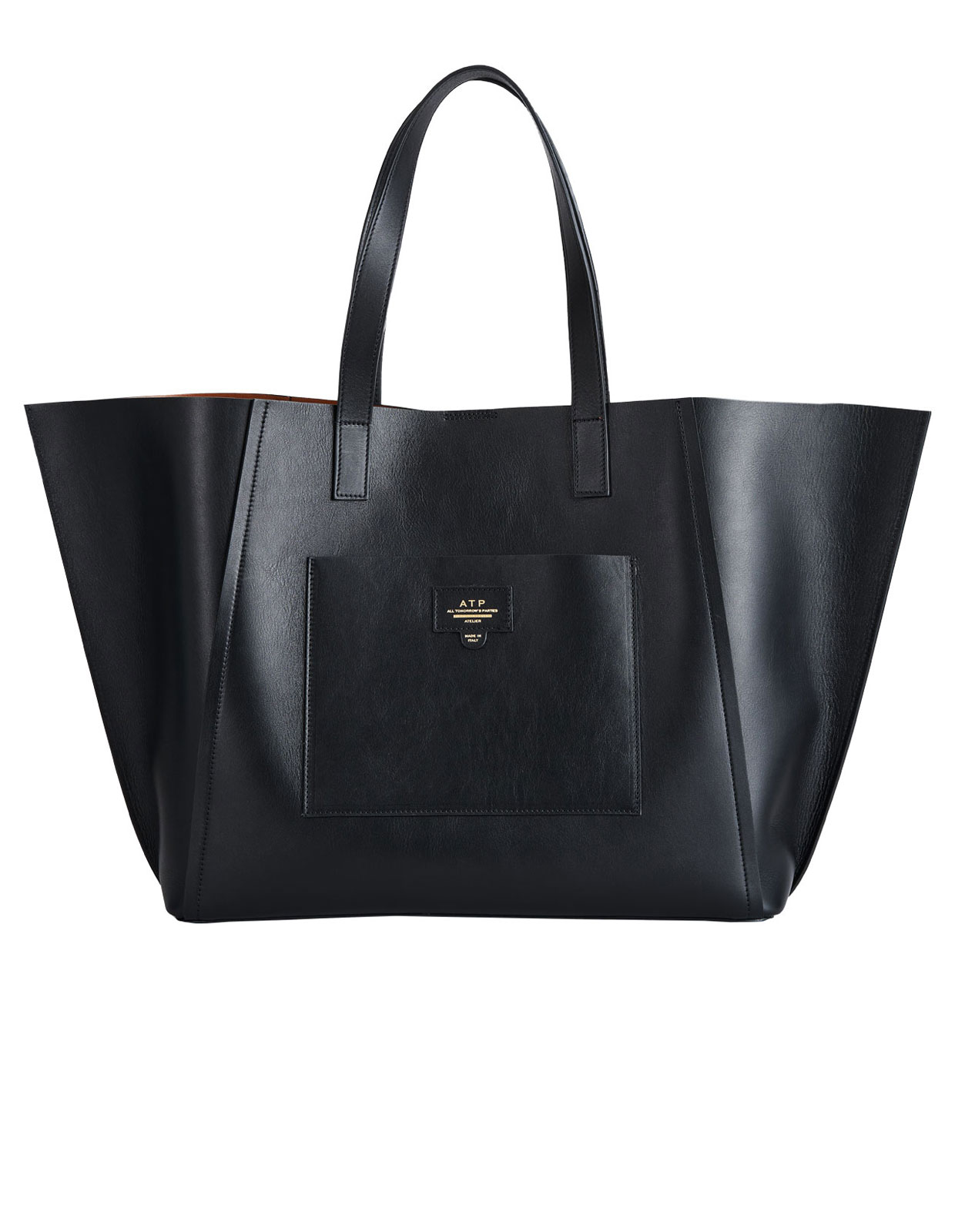Conversano Tote Bag Black