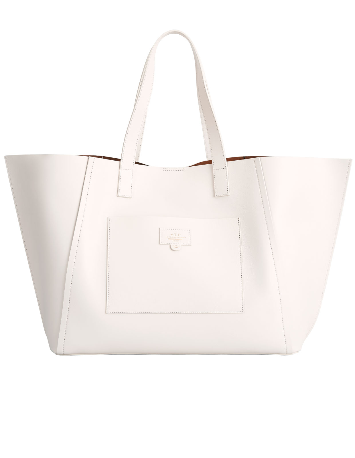 Conversano Tote Bag Ice White