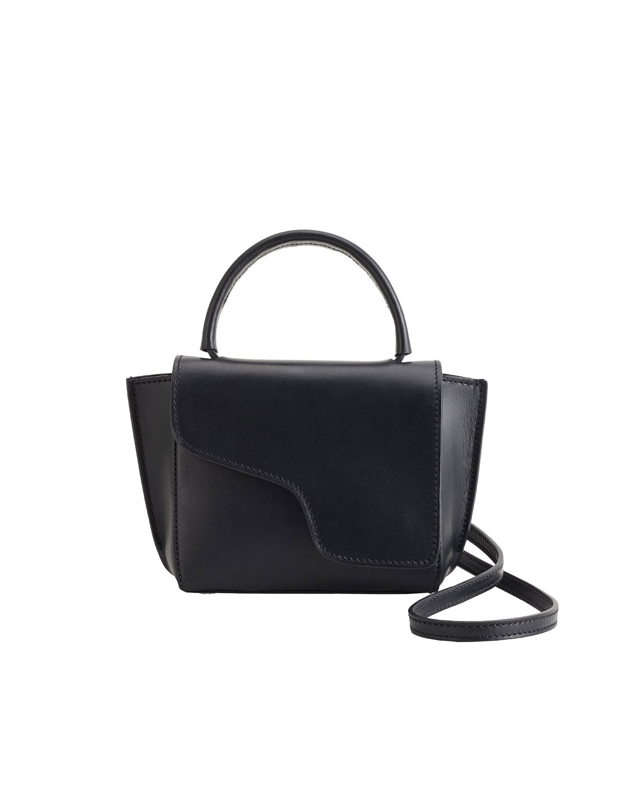 Montalcino Mini Handbag Black