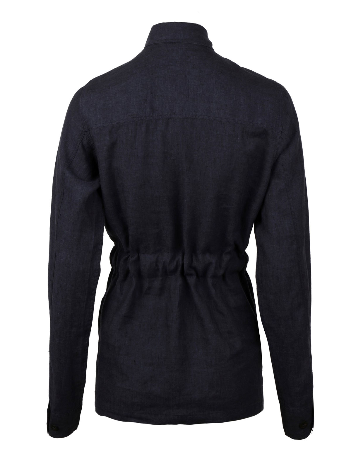 Ally Overshirt Navy