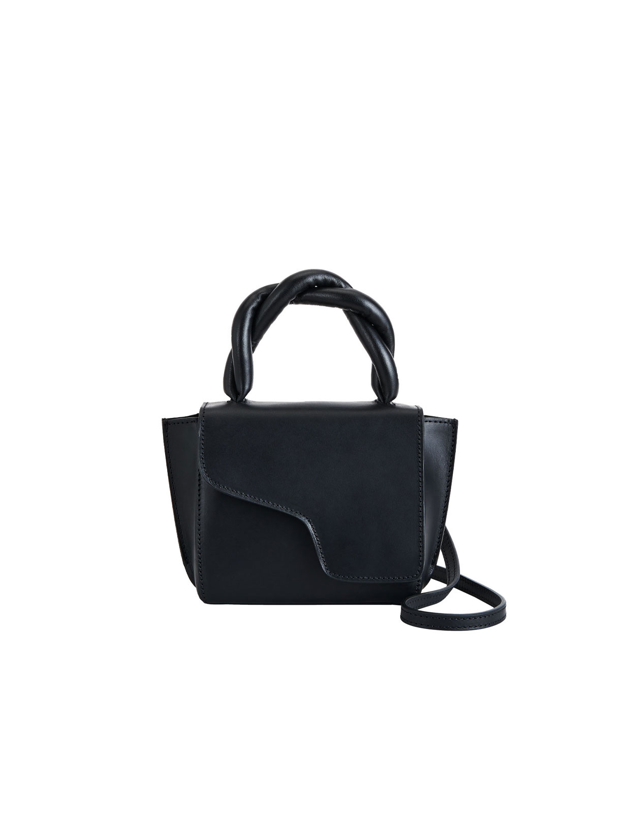 Montalbano Mini Handbag Black