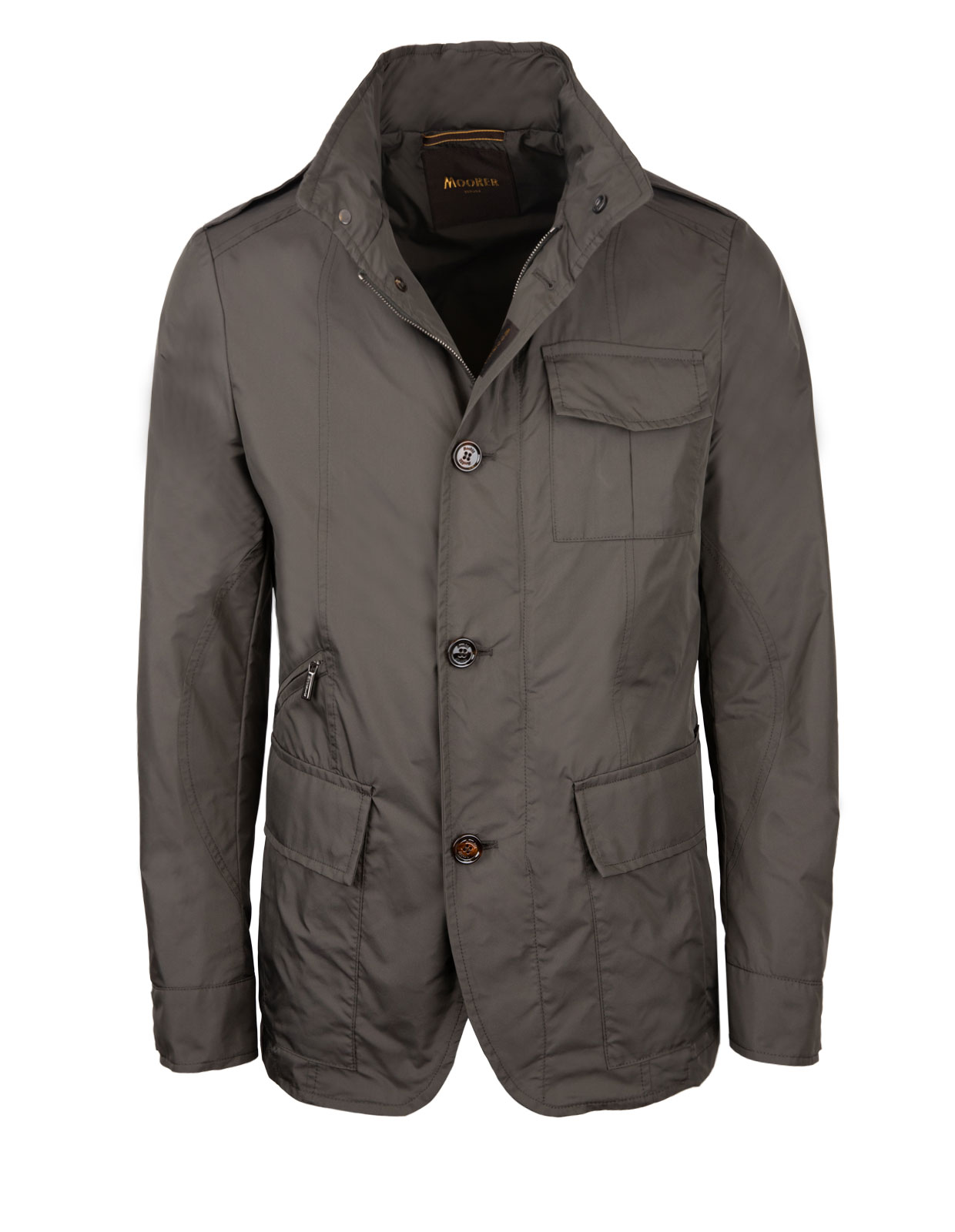 Porto KM Field Jacket U Forest