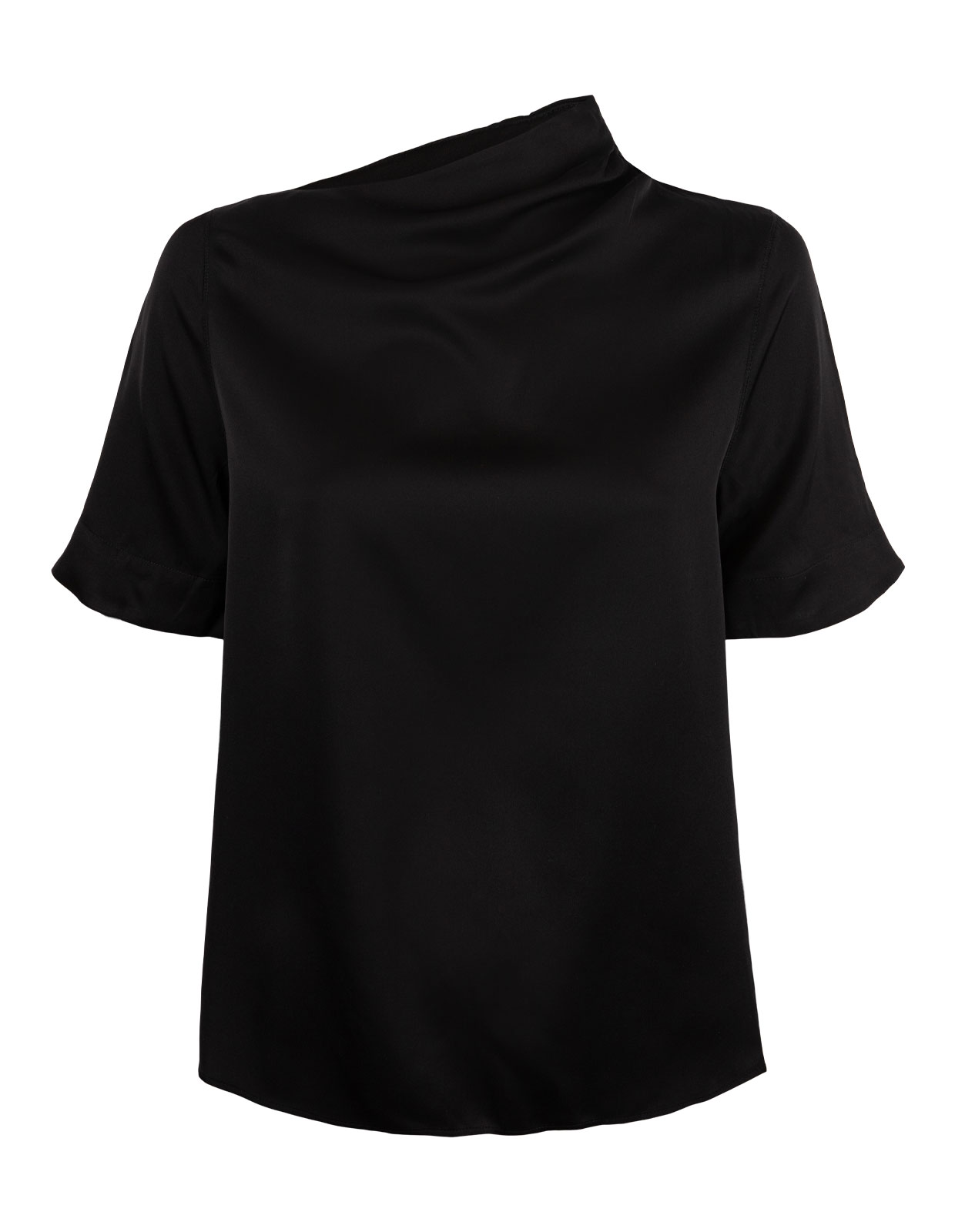 Lima Tee Blouse Black