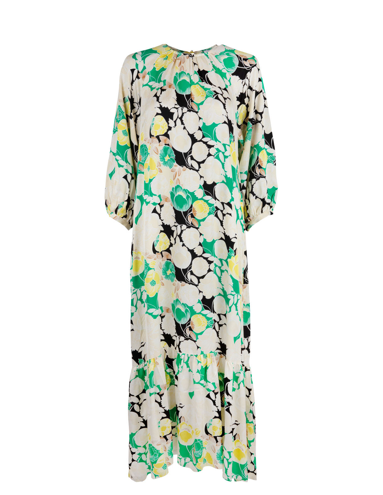 Wanda Dress Spring Green