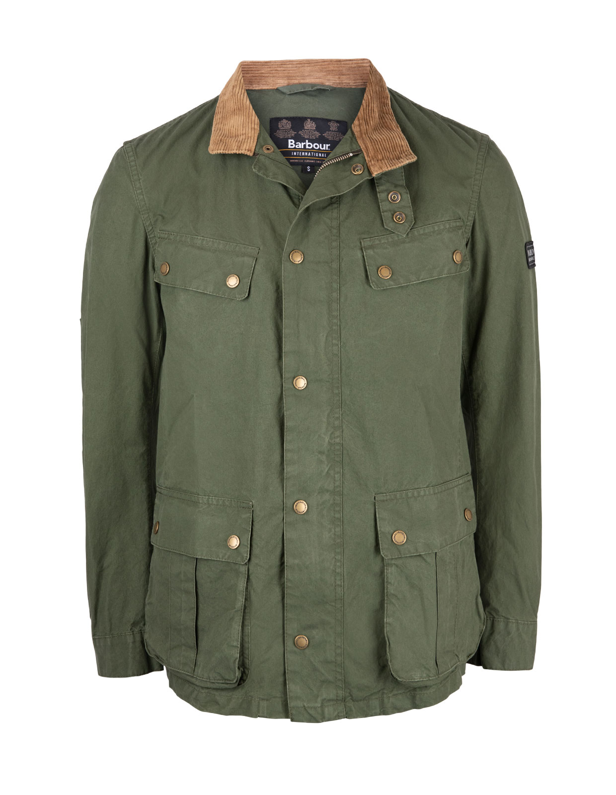 Summer Wash Duke Casual  Jacket GN Racing Green