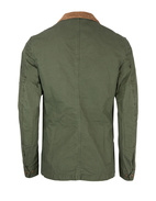 Summer Wash Duke Casual  Jacket Racing Green Stl S